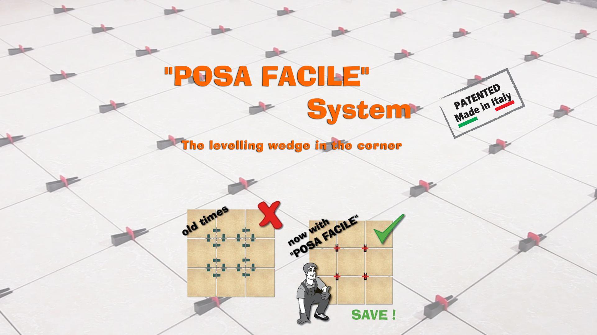 Posa Facile System